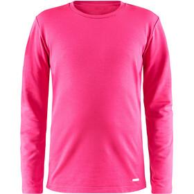 Craft Essential - T-shirt manches longues Enfant - rose